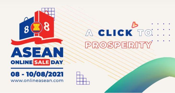 ASEAN Online Sale Day on 8 August 2021
