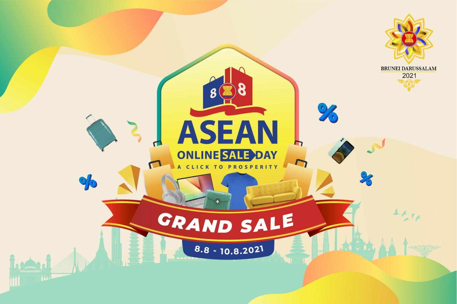 ASEAN ONLINE SALDE DAY 2021